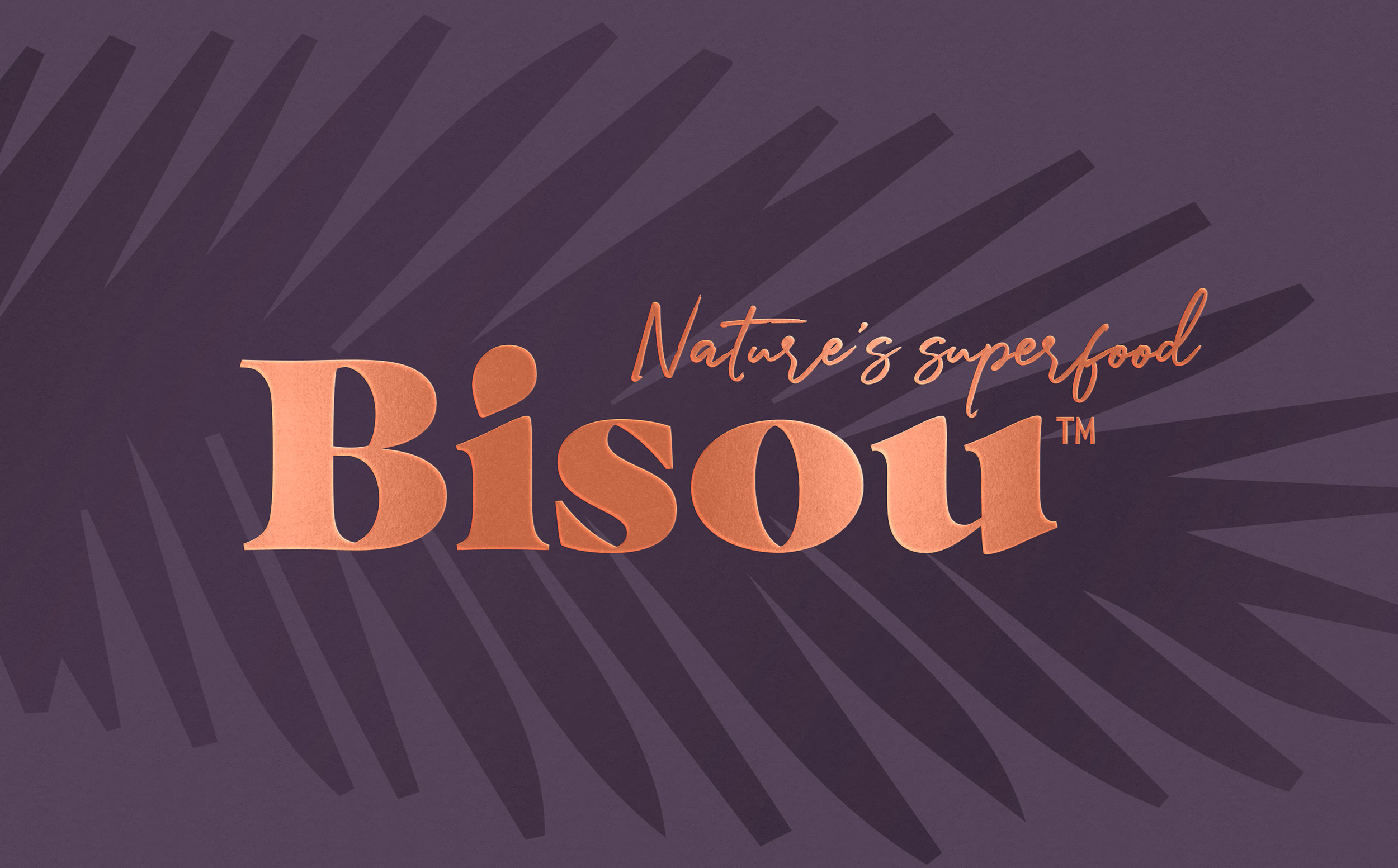 Chad Roberts Design Ltd. Bisou Brand Identity Design