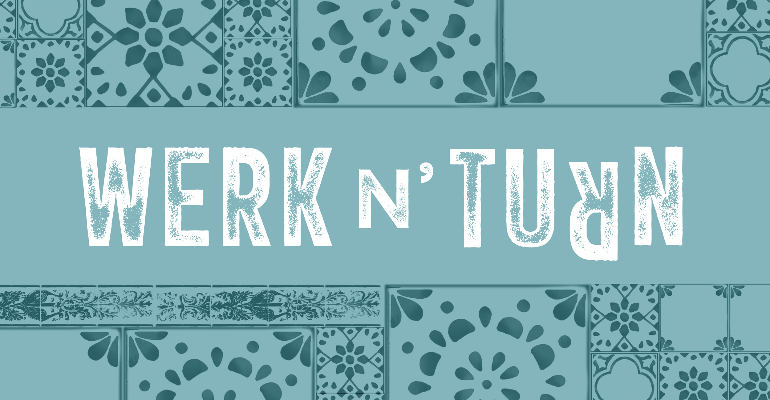 Werk n' turn news blog and updates from Chad Roberts Design
