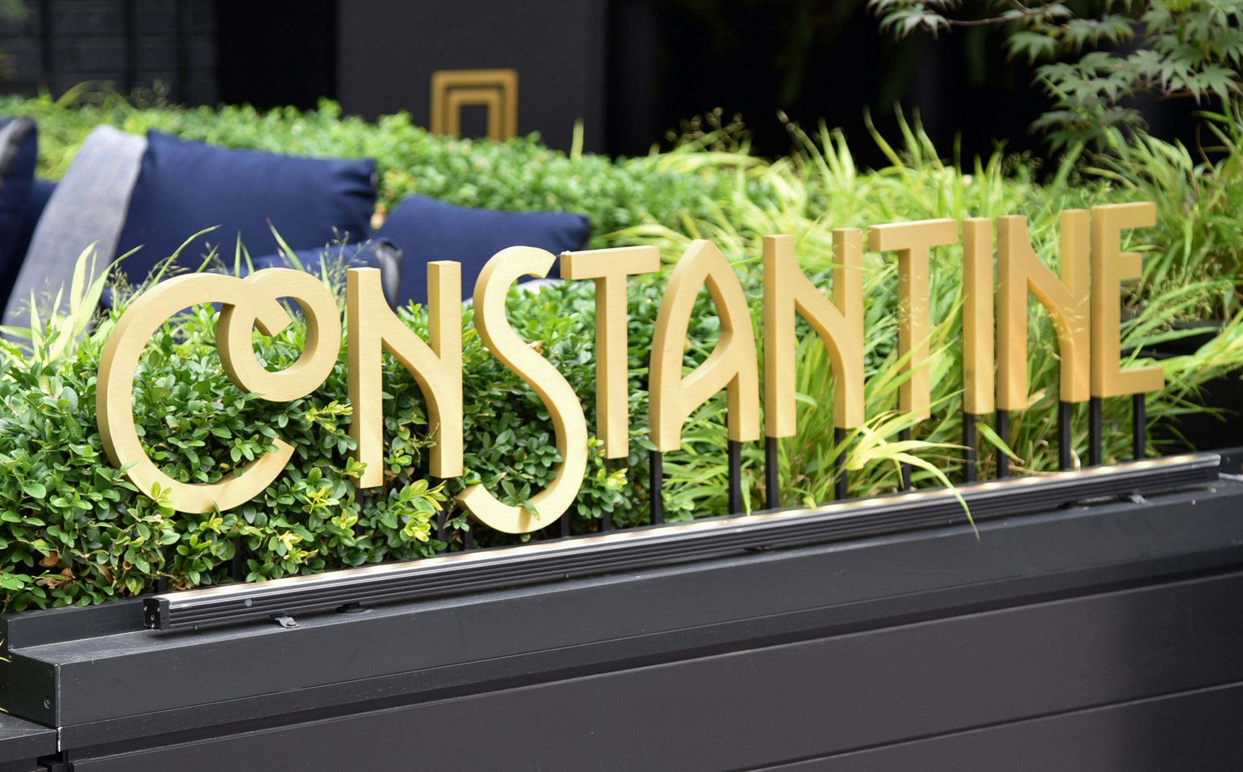 Chad Roberts Design Ltd. Constantine Brand Identity Design